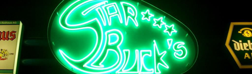 Neon - Star Buck's Hilden